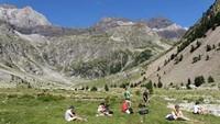 Trekking tour al Posets