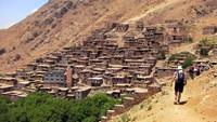 Ascensión al Toubkal. Marruecos