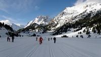 Esquí de Fondo en Roncalia (Navarra)