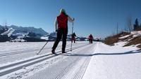 Esquí de Fondo en Somport (Pirineo Huesca)