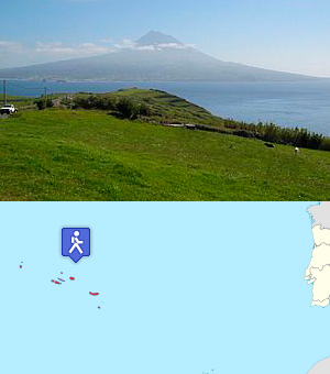 Azores - By de:Benutzer:H Evertz (Horst Evertz) [GFDL (http://www.gnu.org/copyleft/fdl.html) or CC-BY-SA-3.0 (http://creativecommons.org/licenses/by-sa/3.0/)], via Wikimedia Commons
