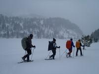 Iniciación a las Raquetas de Nieve