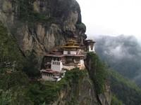 bhutan, Trek del Gangtey