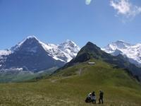 Trekking en el Eiger: Bären Trek