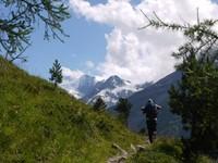 Chamonix-Zermatt: El trekking