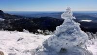 Mi primera cumbre: Peñalara (Crampones y Piolet)