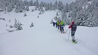 Raquetas de nieve y Spa
