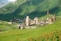 Georgia. Trekking en Svaneti