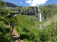 Tour del Monte Rosa: caminando por territorio Walser