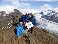 Islandia. Senderismo y trekking en Landmannalaugar