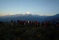Trek de Ghandruk y Poon Hill. Nepal