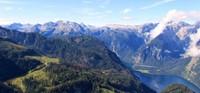 Trekking en el Parque Nacional de los Alpes de Alemania Baviera – Alemania