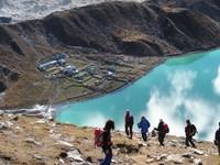 ANTIGUOS CAMINOS DE NEPAL: GOKYO - RENJO - EVEREST