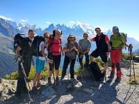 Tour del Mont Blanc: el trekking más codiciado de los Alpes