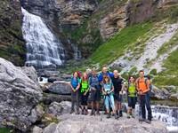 Alta Ruta de los Perdidos. Parque Nacional de Ordesa y Monte Perdido.