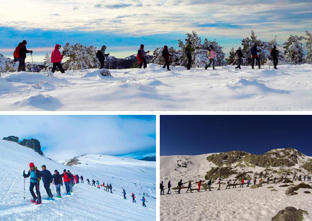 e856279be5c SENDERISMO.net - Blog - ¿Qué son las raquetas de nieve