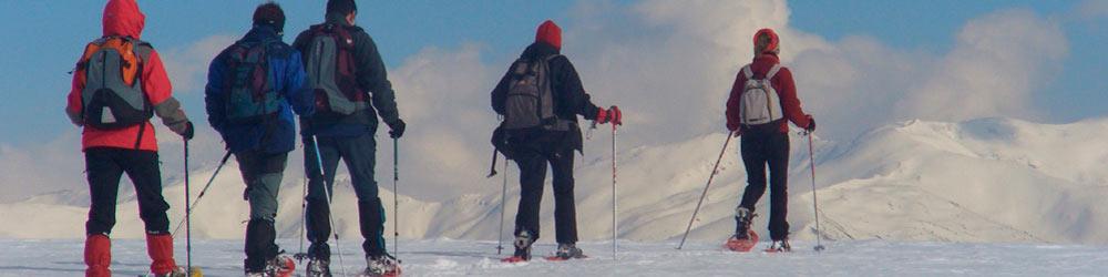 disfruta del precio inferior precios baratass nuevo concepto SENDERISMO.net - Blog - ¿Qué son las raquetas de nieve?