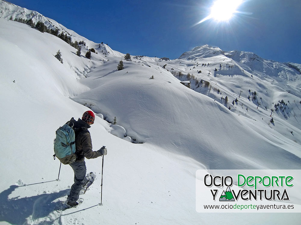 fbb91db8684 SENDERISMO.net - Blog - ¿Qué son las raquetas de nieve  - Ocio ...