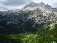 Trekking en Eslovenia. Ascenso al Triglav. Alpes Julianos