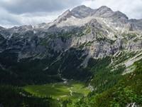 Trekking en Eslovenia. Ascenso al Triglav. Alpes Julianos