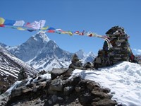 Trekking al Campo Base del Everest y Kala Pattar