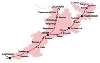 Camino de Santiago Ingles