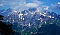 Trekking en los Balcanes