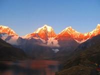 Cordillera Blanca y Camino Inca a Machu Picchu