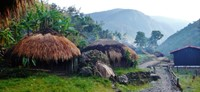 Trekking en el Valle de Baliem