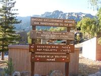 GR-20. Trekking en Córcega