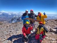 Expedición al Aconcagua (6.959 m)