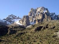 Ascención al monte Kenia - Pico Lenana (4.985 m)