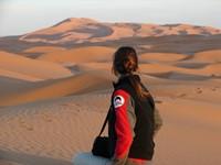 Alto Atlas y desierto del Sáhara