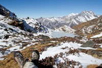 Expedición al Baruntse (7.129 m)