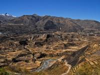 Cañón de Colca y Salkantay trek