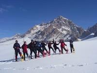 Raquetas de nieve en la Capadocia - Turquía