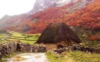 P.Nat. de SOMIEDO - Bosques de otoño de ASTURIAS
