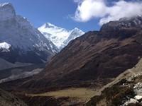 Trek del Manaslu. Nepal
