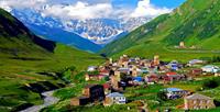 Grande Cáucaso Georgiano - Svaneti