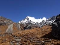 Trek de Khopra Ridge y Tatopani. Nepal