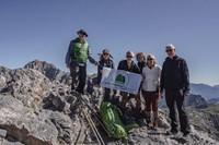Trekking en los Picos de Europa. Circular al Macizo Central