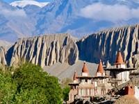 ALTO MUSTANG - NEPAL
