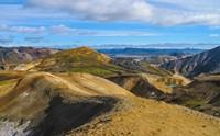 Islandia - Trekking de Laugavegur