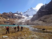 Touching The Void Trekking Huayhuash Peru