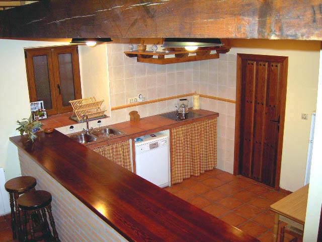 Senderismo en salamanca casa rural 39 la for Cocinas casas rurales