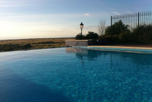 Senderismo en segovia el rancho de la for Hotel piscina segovia