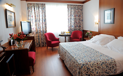 Senderismo en cantabria hotel santemar for Habitaciones familiares santander