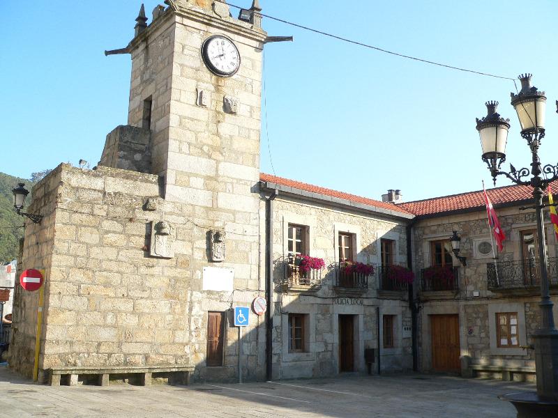 Senderismo en pontevedra oficina de for Oficina de turismo de portugal en madrid