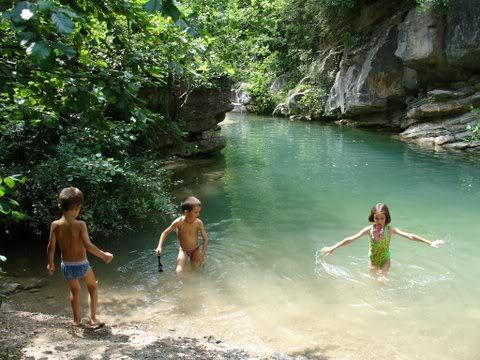 Senderismo en barcelona can vila de for Les piscines del montseny