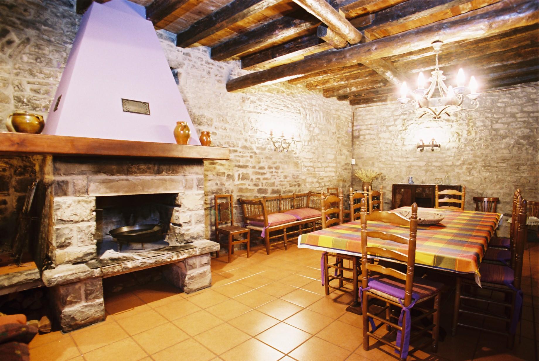 Senderismo Net Senderismo En Huesca Casa Pein N Se Trata De  # Muebles Biescas